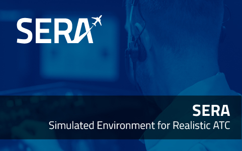 SERA : Simulated Environment for Realistic ATC
