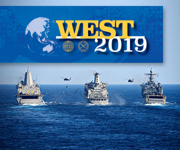 Visit us at WEST 2019