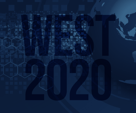 ASTi will be at WEST 2020