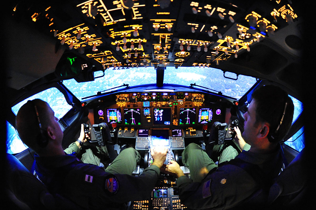P-8A Integrated Training Center/U.S. Navy photo